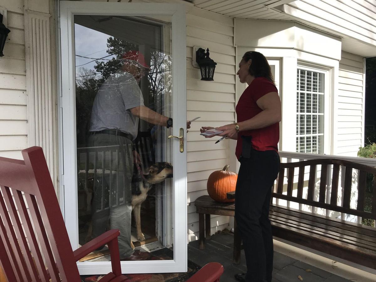 Door-to-door campaign