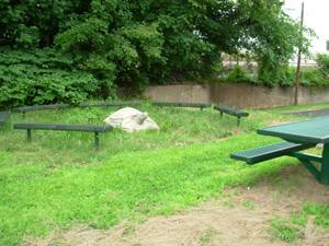 Brookdale turtle garden gets a facelift