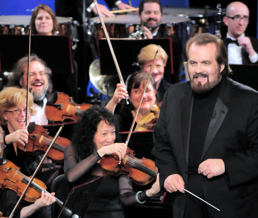Maestro George Marriner Maull