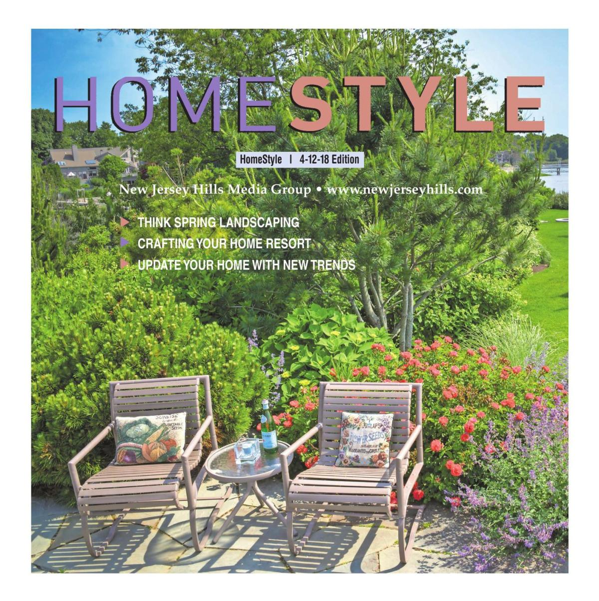 Homestyle - April 12, 2018