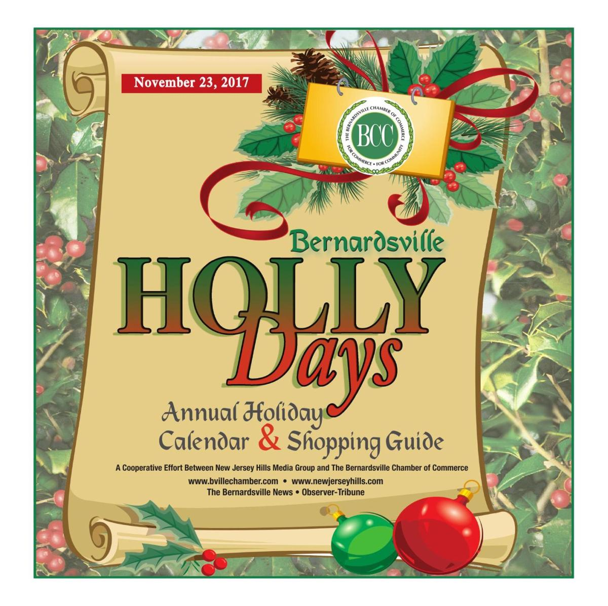 Holly Days - November 23, 2017