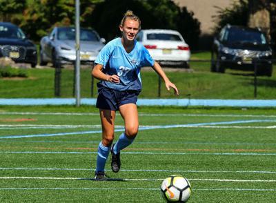 Gill girls soccer Tess Kelly