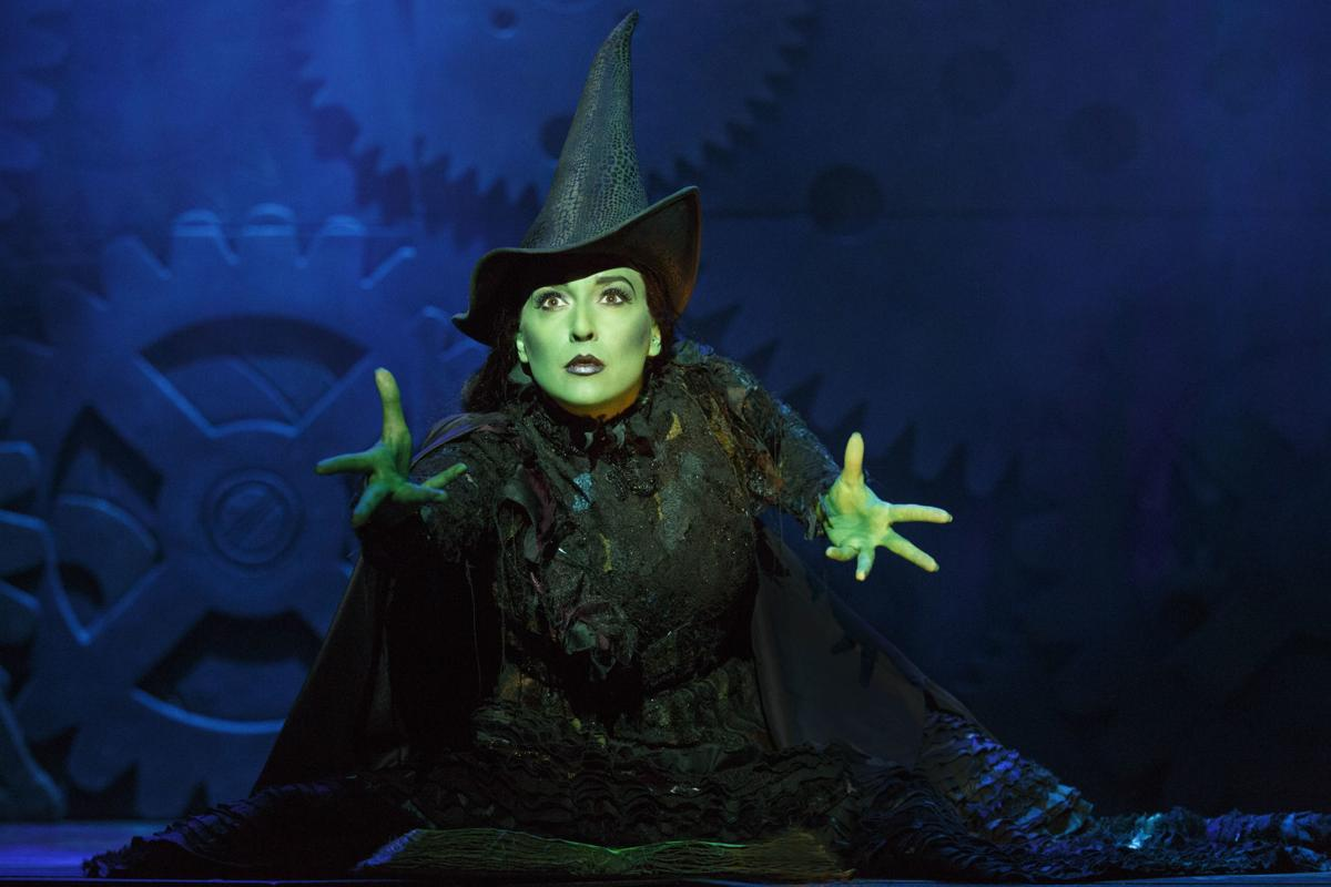 Something 'Wicked' this way came