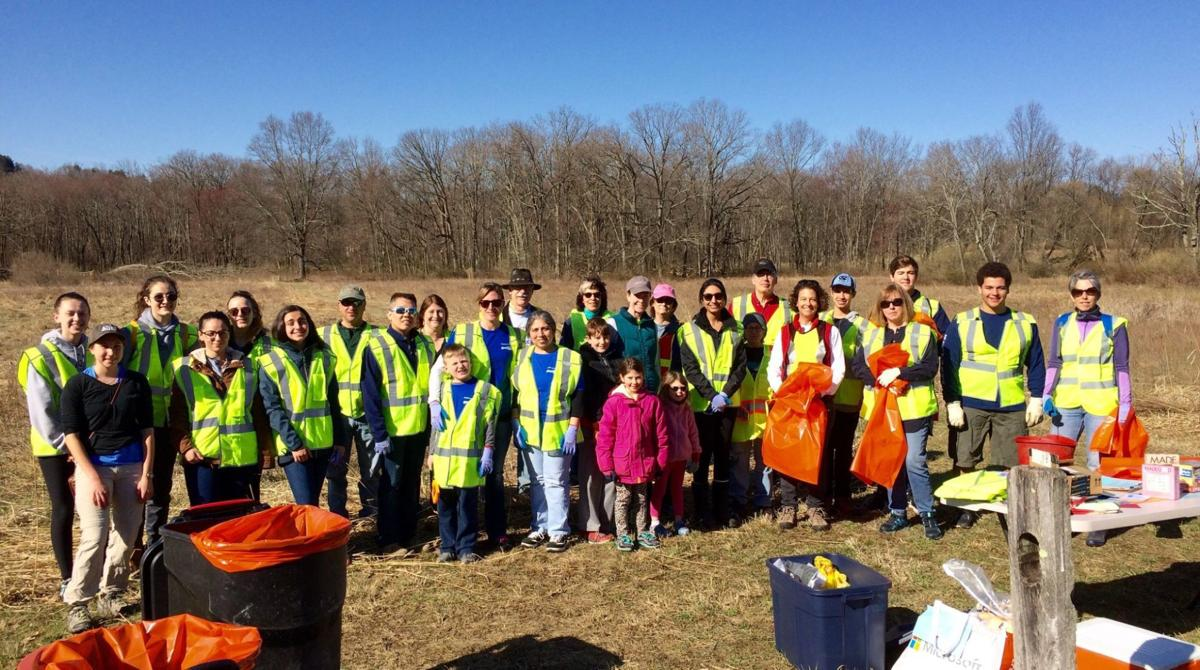 Volunteers collect more than 355 pounds of trash in Mendham Township ...
