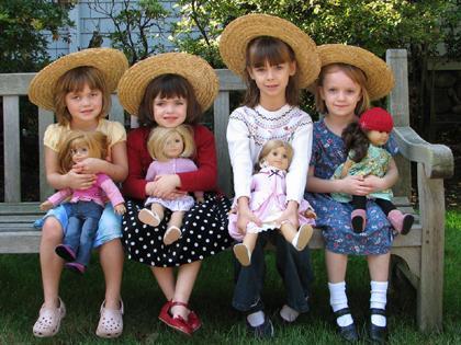 Doll Tea Party