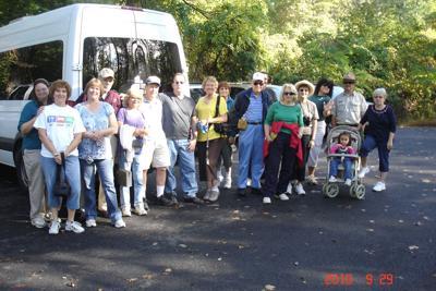 Duke Island Park Wednesday Walkers