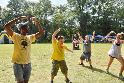 Warren's Camp Jotoni continues to provide for special needs campers despite pandemic