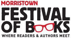 Morristown Festival of Books logo