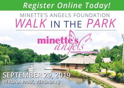 Register at MinettesAngels.org Today for Minette's Angels Foundation WALK in the Park, Sept 29