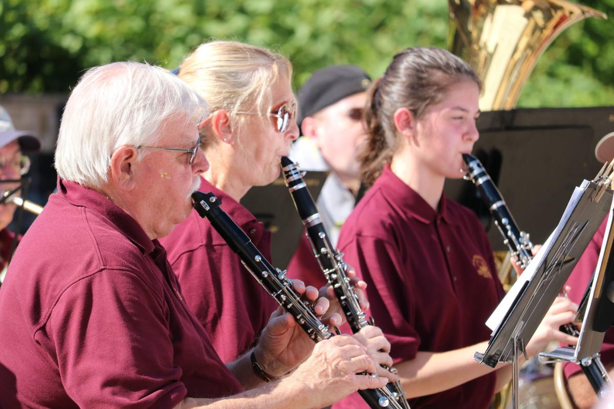 Whitehouse Wind Symphony to perform free concert in Clinton on Sunday, Sept. 29