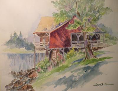 'The Grist Mill'