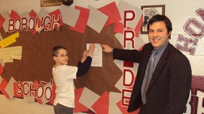 Morris Plains school encourages voting