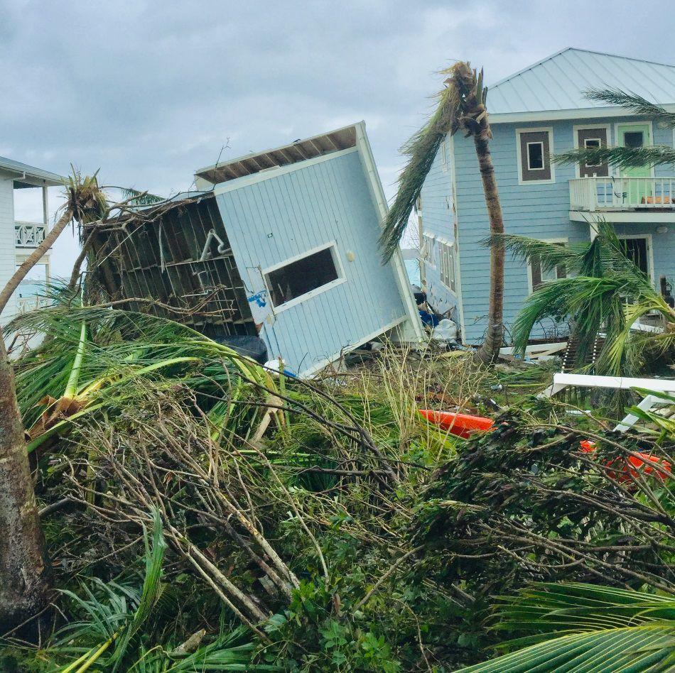 DORIAN'S DEVASTATION