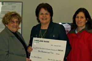 Lakeland Bank Invests In Education