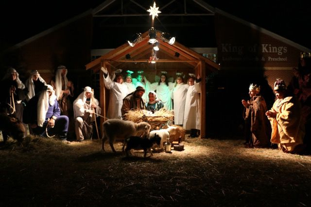 King of Kings Live Nativity