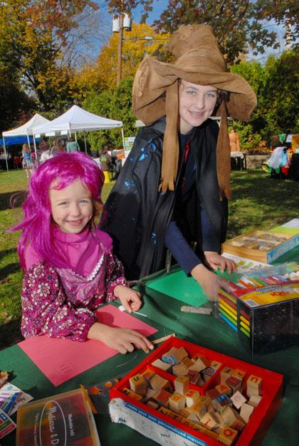 Halloween tradition helps needy