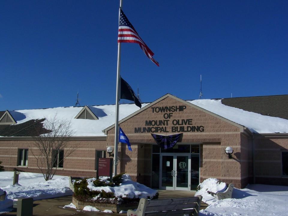 Mount Olive Municipal Building