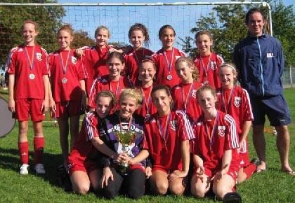 Pride, Hawks Wildcats claim crowns in youth soccer