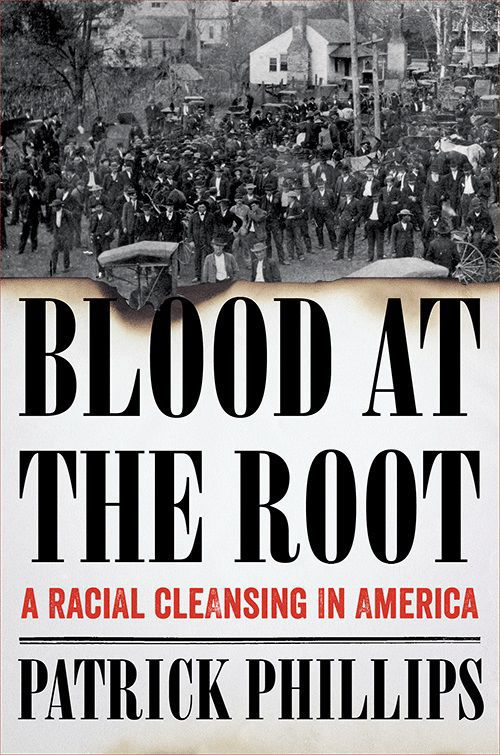 'BLOOD AT THE ROOT'