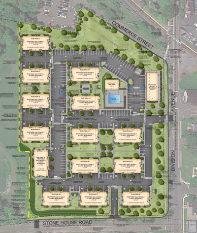 Sidewalks, layout discussed in application for 140-home complex in Millington