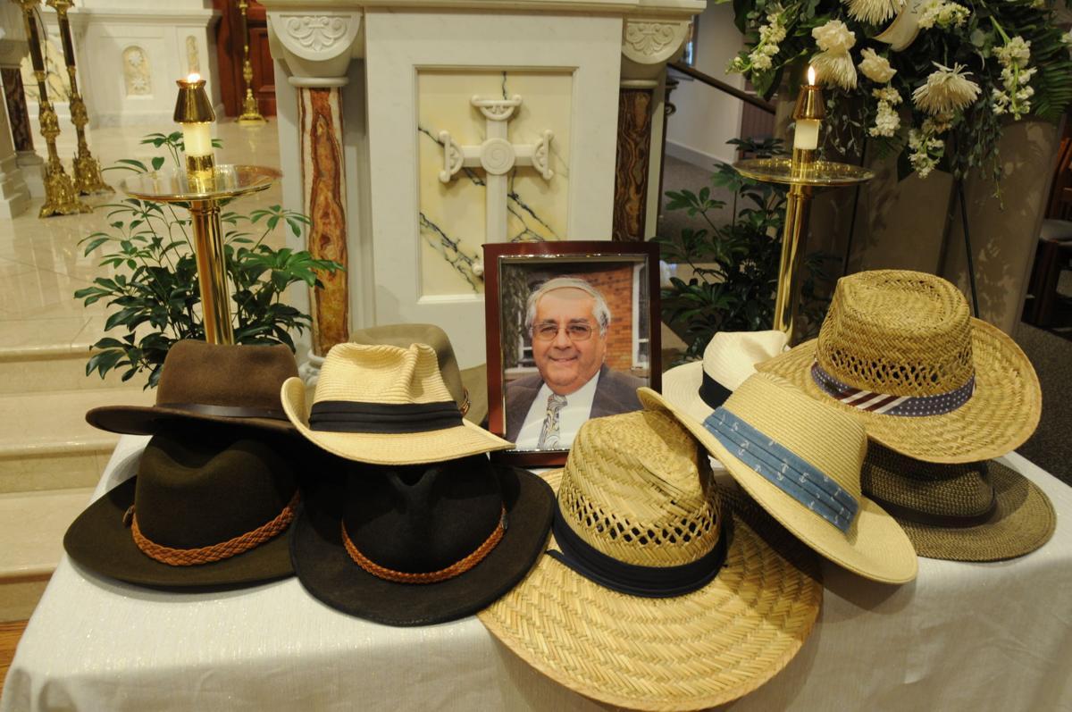 The many hats of Carmine Toto