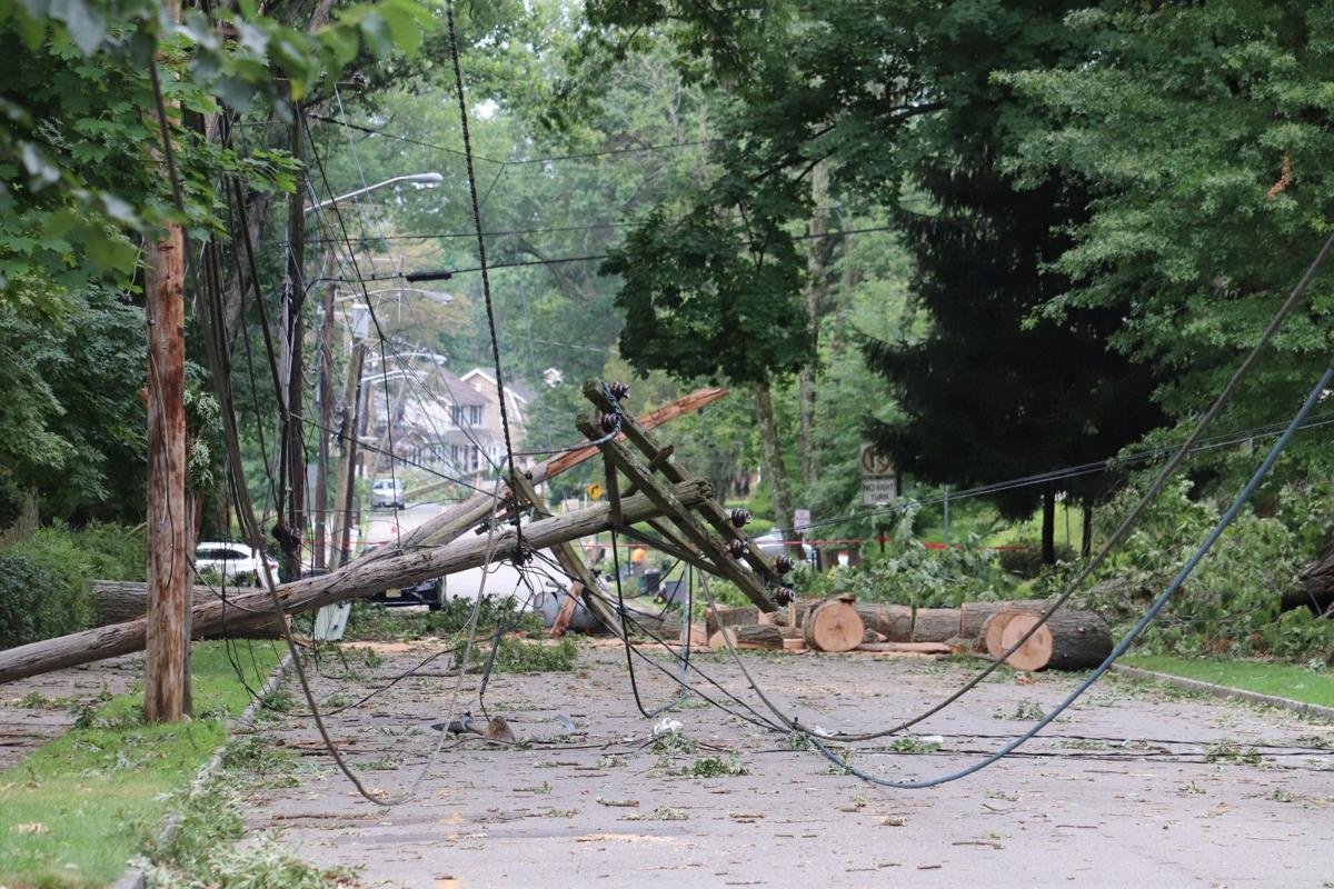 Downed wires
