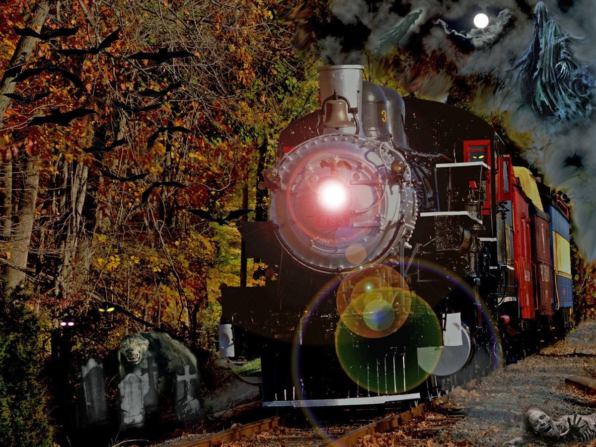 Halloween Train