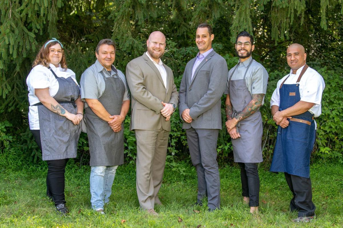 The Ardor staff