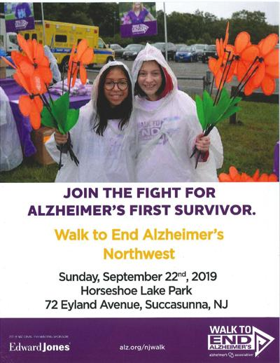 Walk To End Alzheimer's at Horseshoe Lake Park