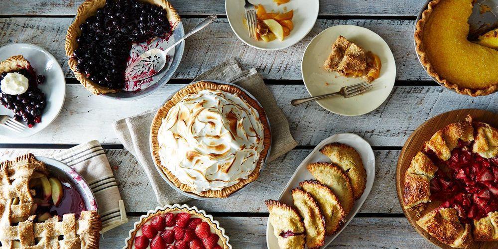 Pie-Baking Contest