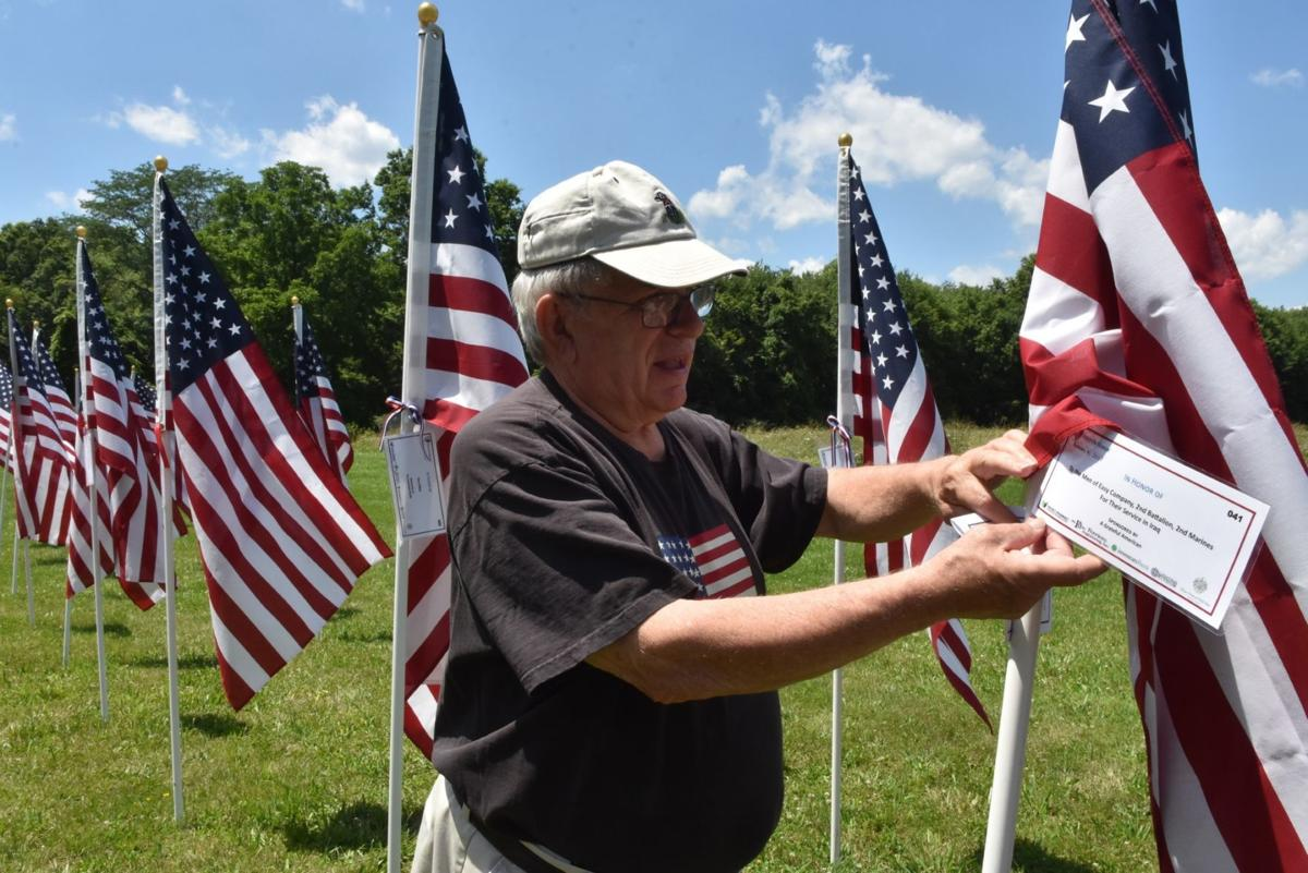 Bedminster Field of Honor
