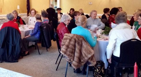 Tewksbury Woman's Club welcomes holiday season with 'Silver Tea' on Dec. 6