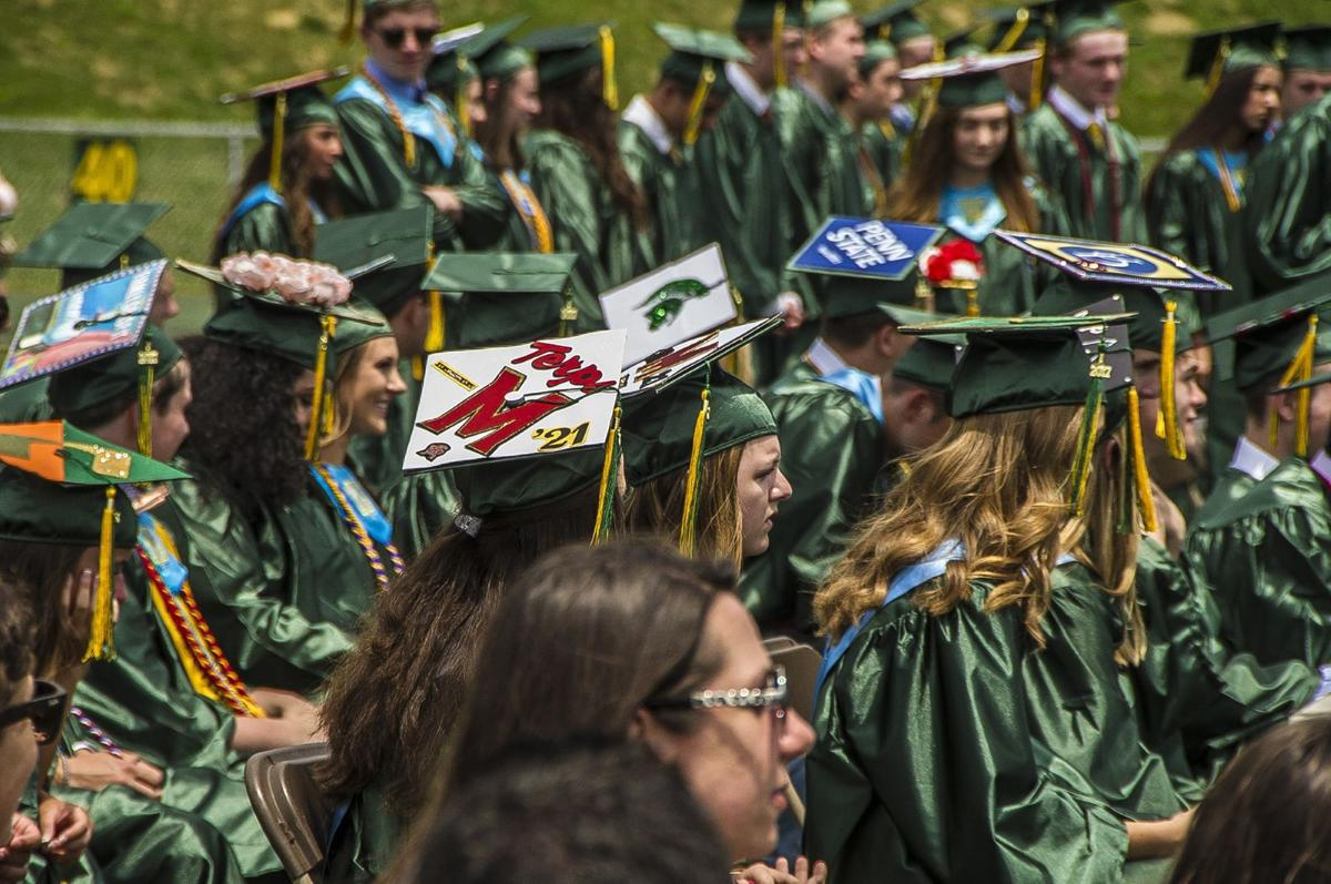 North Hunterdon graduates the Class of 2017