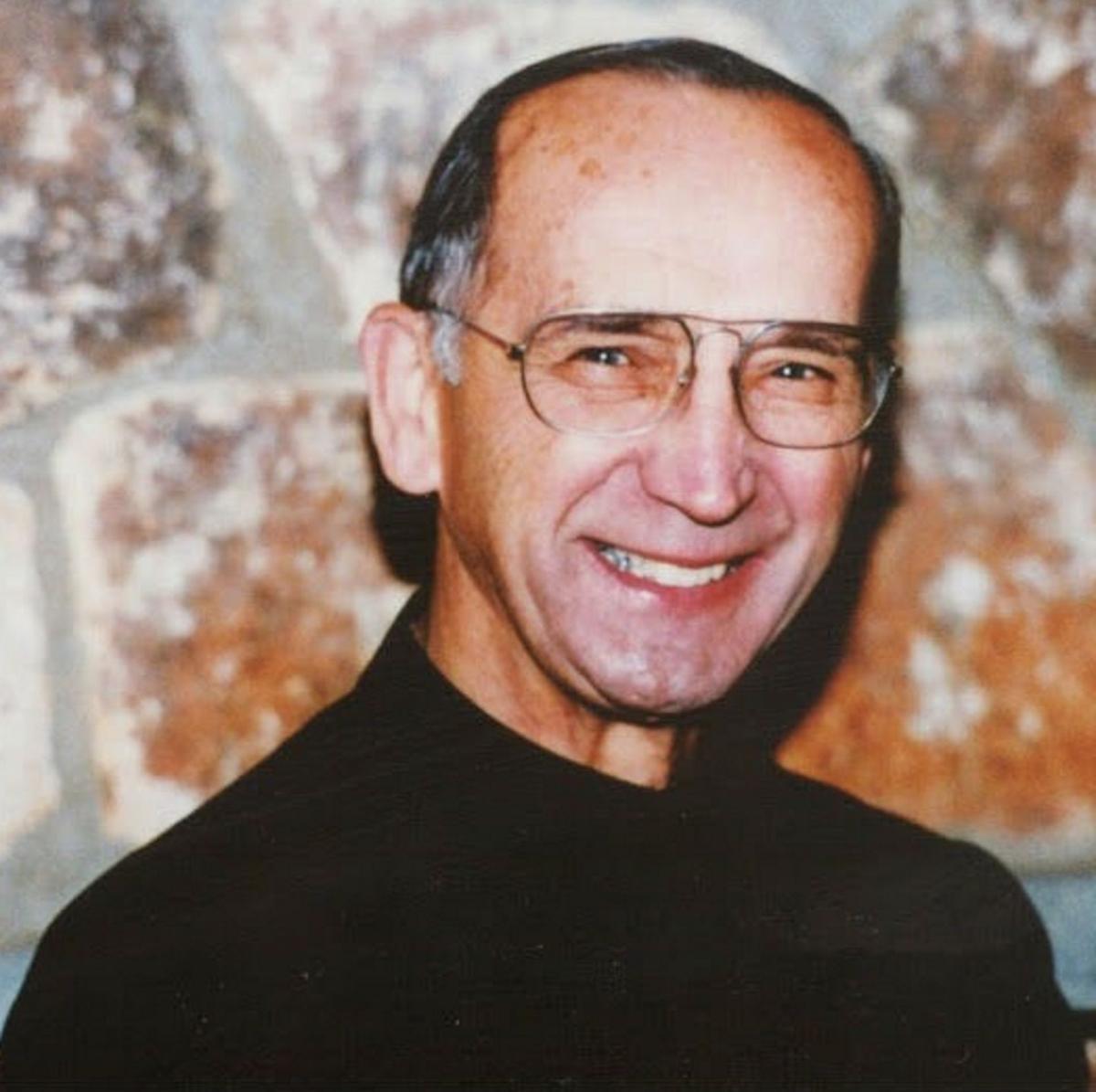 BROTHER MARTIN PACHOLEK