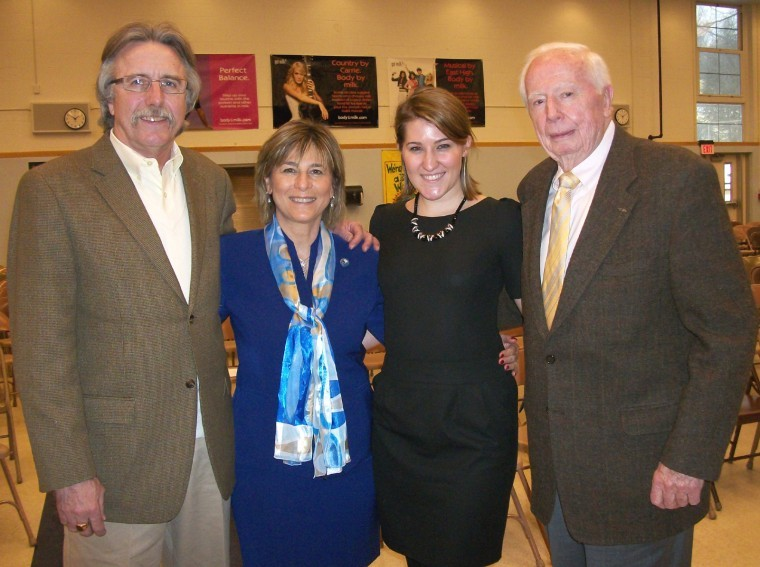 Watchung gets first woman council president