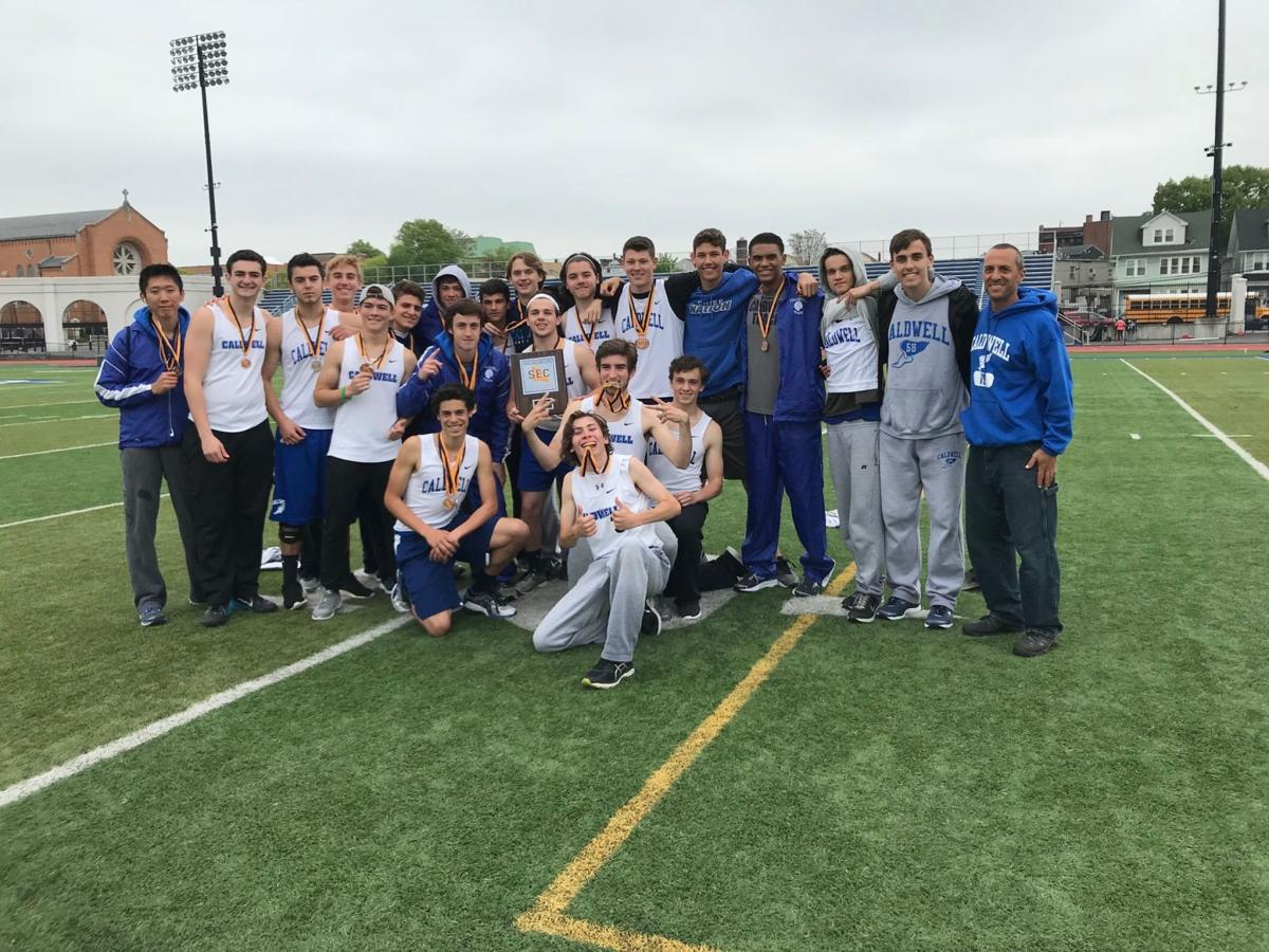 Caldwell High School Boys Track Team