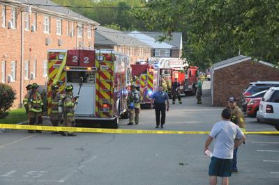 Two-alarm fire extinguished at Madison apartment complex