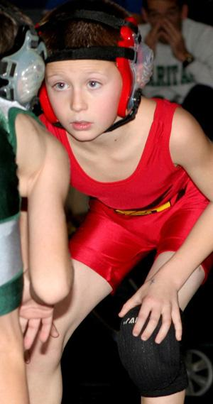 Youth Sports—Jr. Eagles win big on the mat