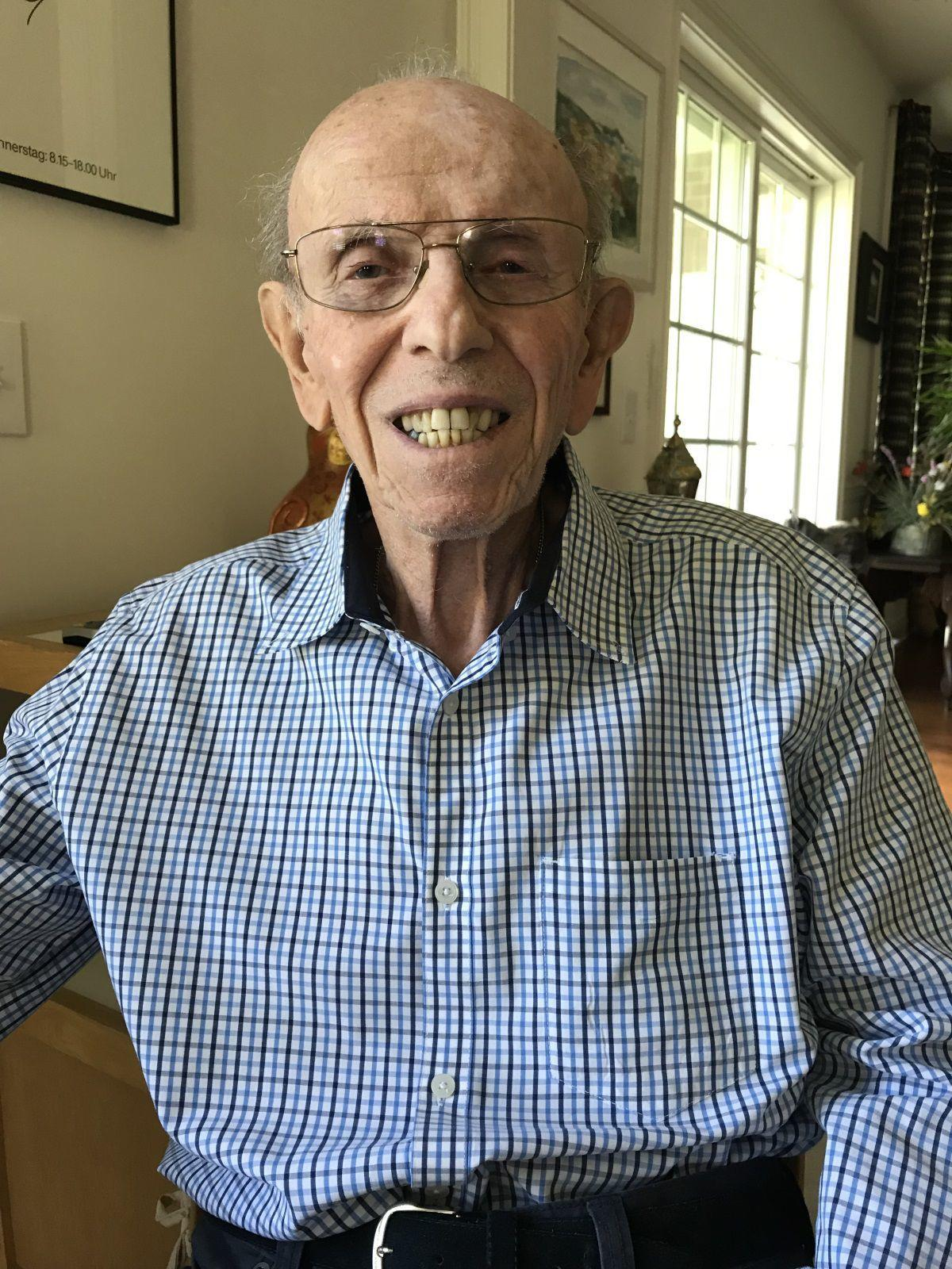 WWII veteran to be grand marshal of West Essex Memorial Day Parade