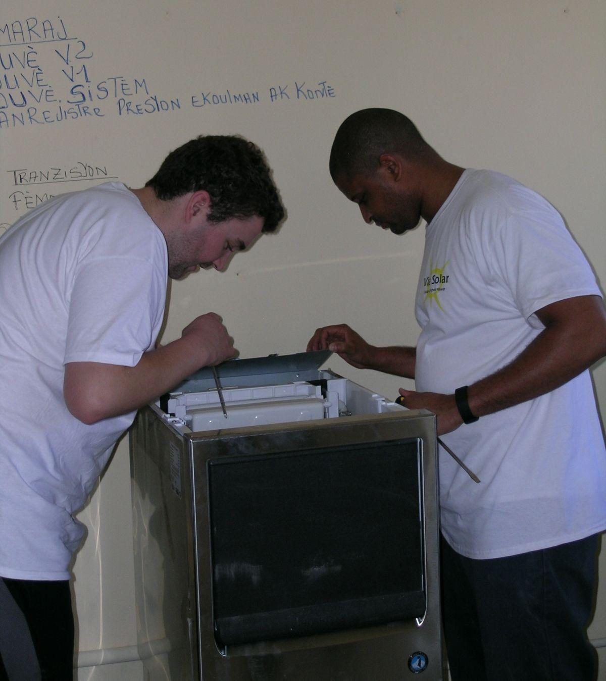 Hunterdon church members help Preservation Earth Project expand solar energy in Haiti