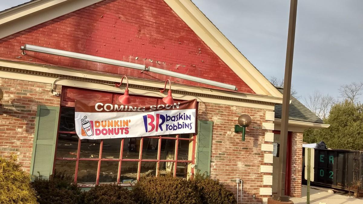 Dunkin Donuts and Baskin-Robbins 'coming soon' to Bernardsville