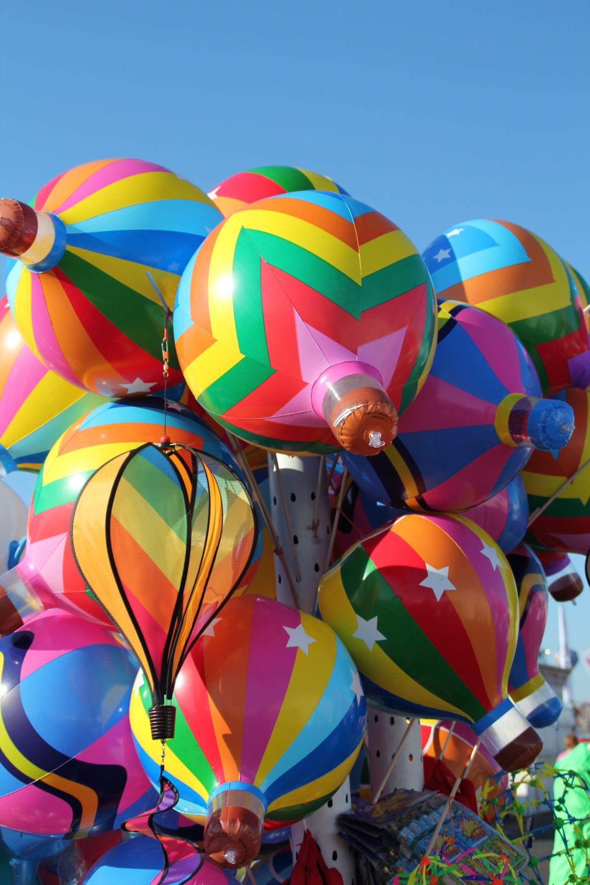 'Balloon Kaleidoscope'
