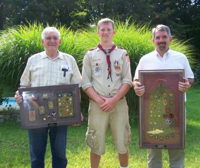 Four generations of Washington Township family reach pinnacle of Scouting