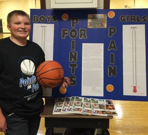 Tewksbury teen starts charity for children suffering from chronic pain