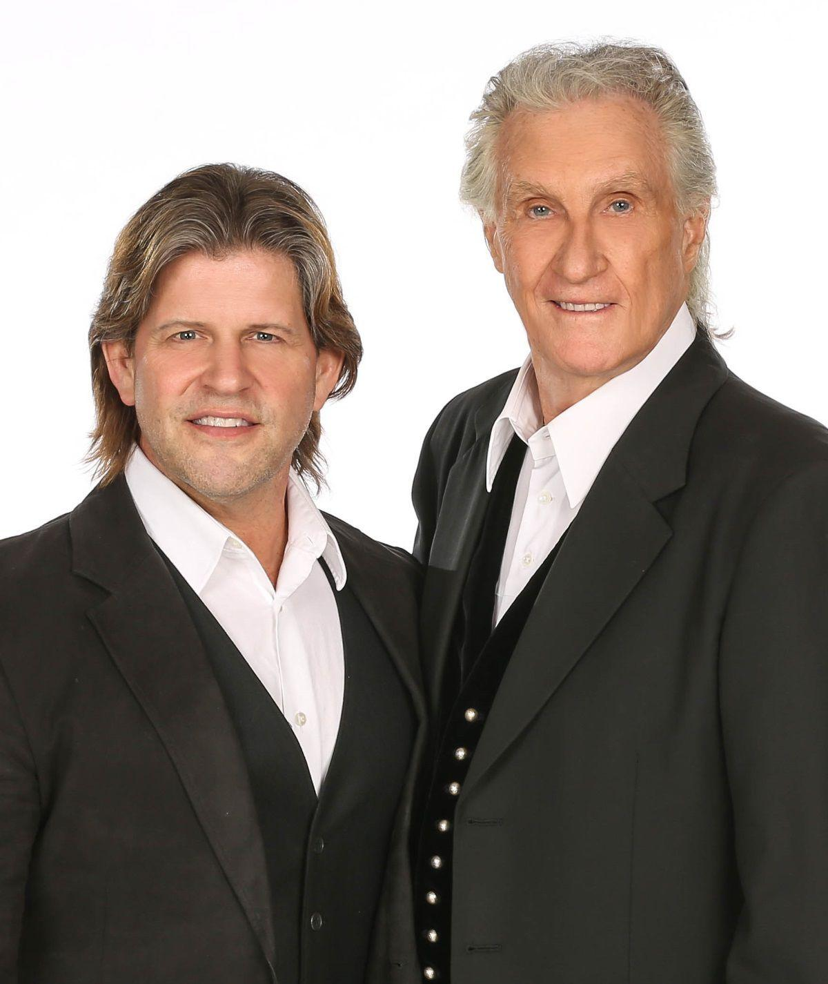 The Righteous Brothers play Mayo