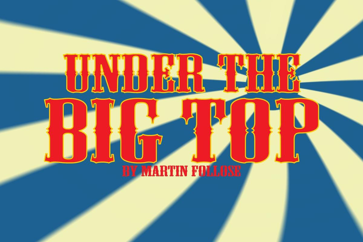 J.P. Case Drama Club presents 'Under the Big Top' to benefit Flemington DIY