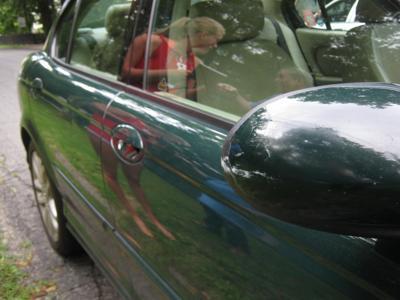 Damage to Vehicle