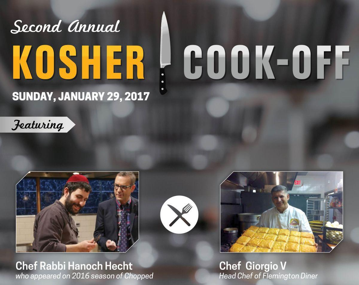 Chabad of Hunterdon to host second annual Kosher Cook-Off