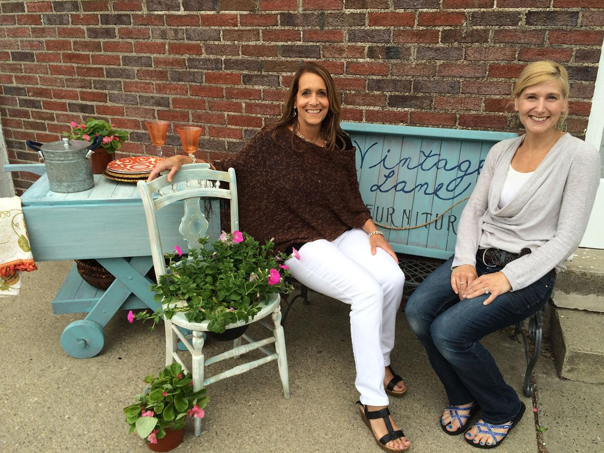 Vintage Lane Furniture - Everything Old Is New Again At Vintage Lane In Caldwell The