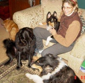 Rescuing unwanted dogs is Readington woman's passion
